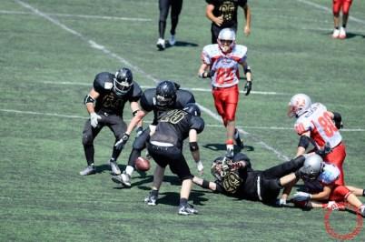 Crusaders Cagliari vs Dragons Salento, 48-0, 29 maggio 2011 202