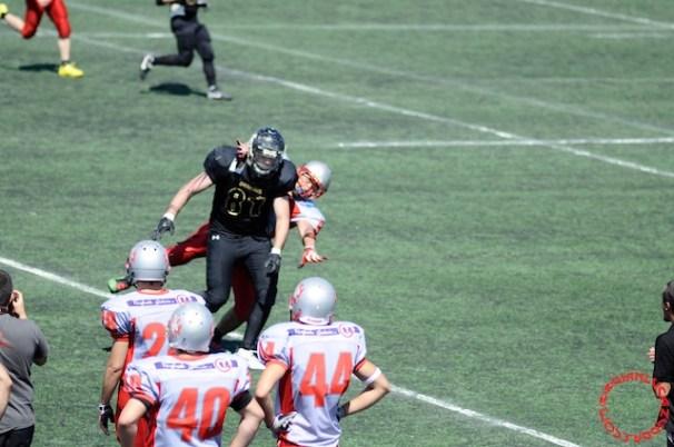 Crusaders Cagliari vs Dragons Salento, 48-0, 29 maggio 2011 205