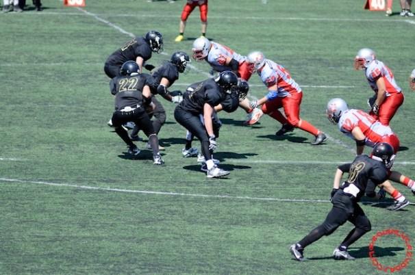 Crusaders Cagliari vs Dragons Salento, 48-0, 29 maggio 2011 206