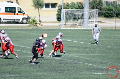 Crusaders Cagliari vs Dragons Salento, 48-0, 29 maggio 2011 214