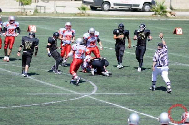 Crusaders Cagliari vs Dragons Salento, 48-0, 29 maggio 2011 216