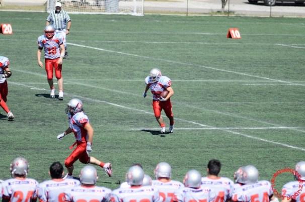 Crusaders Cagliari vs Dragons Salento, 48-0, 29 maggio 2011 217