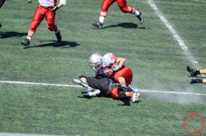 Crusaders Cagliari vs Dragons Salento, 48-0, 29 maggio 2011 222
