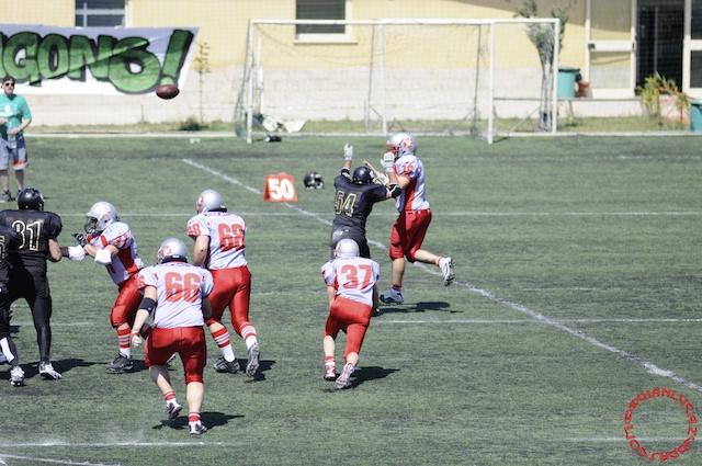 Crusaders Cagliari vs Dragons Salento, 48-0, 29 maggio 2011 226