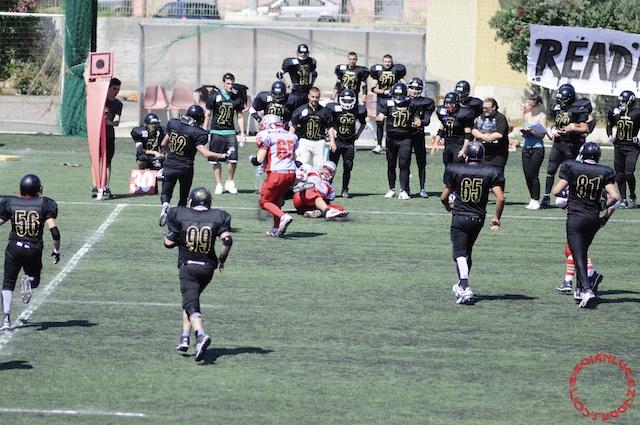 Crusaders Cagliari vs Dragons Salento, 48-0, 29 maggio 2011 229