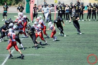 Crusaders Cagliari vs Dragons Salento, 48-0, 29 maggio 2011 232