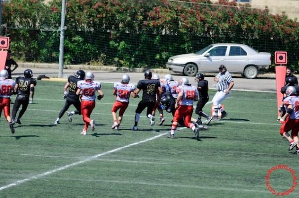 Crusaders Cagliari vs Dragons Salento, 48-0, 29 maggio 2011 239