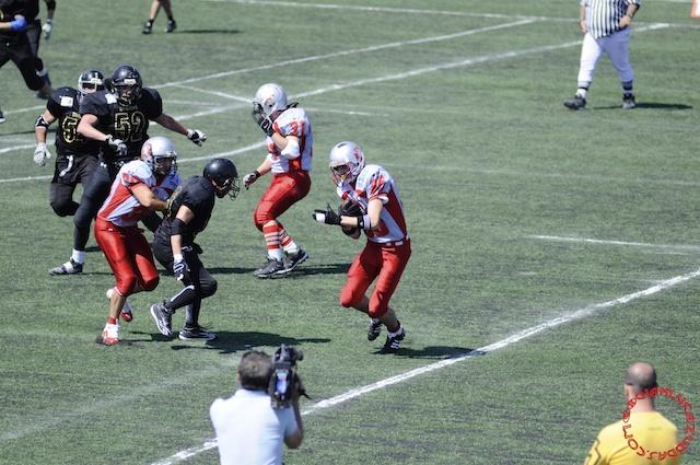 Crusaders Cagliari vs Dragons Salento, 48-0, 29 maggio 2011 248