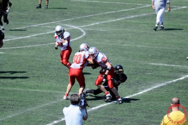 Crusaders Cagliari vs Dragons Salento, 48-0, 29 maggio 2011 249