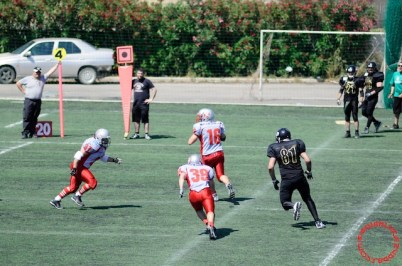 Crusaders Cagliari vs Dragons Salento, 48-0, 29 maggio 2011 253