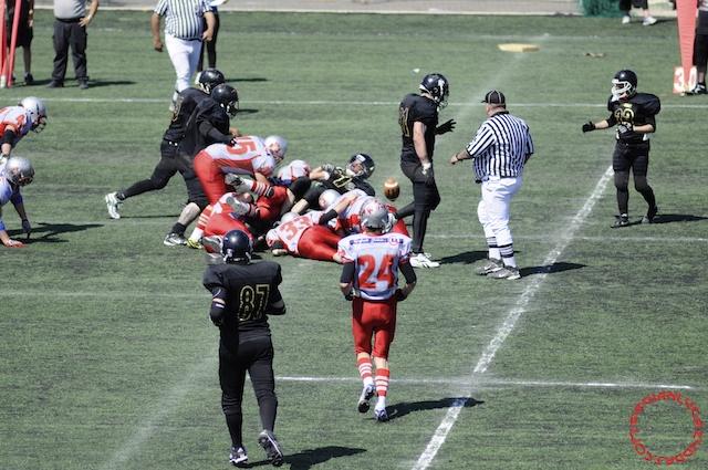 Crusaders Cagliari vs Dragons Salento, 48-0, 29 maggio 2011 259