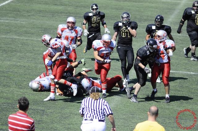 Crusaders Cagliari vs Dragons Salento, 48-0, 29 maggio 2011 262