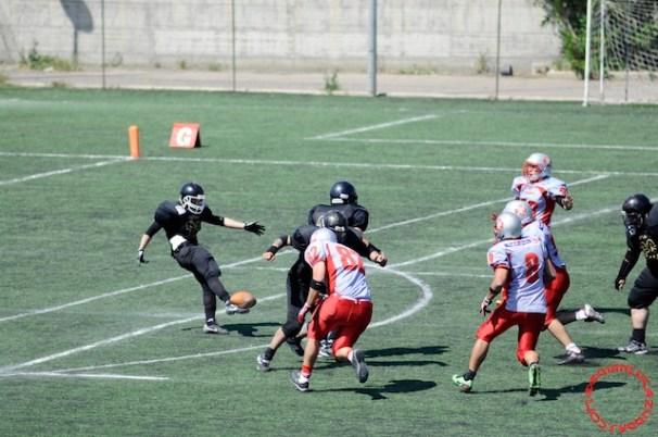 Crusaders Cagliari vs Dragons Salento, 48-0, 29 maggio 2011 271