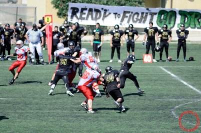 Crusaders Cagliari vs Dragons Salento, 48-0, 29 maggio 2011 274