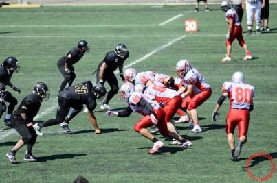 Crusaders Cagliari vs Dragons Salento, 48-0, 29 maggio 2011 287