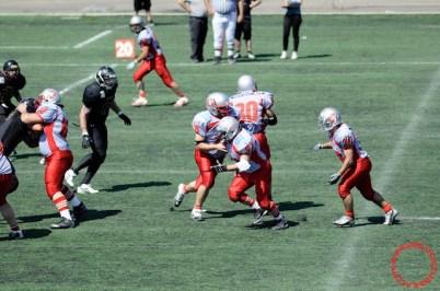 Crusaders Cagliari vs Dragons Salento, 48-0, 29 maggio 2011 289