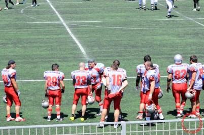 Crusaders Cagliari vs Dragons Salento, 48-0, 29 maggio 2011 30