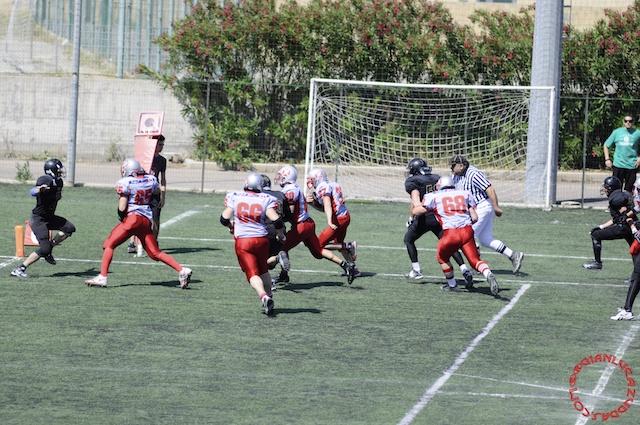 Crusaders Cagliari vs Dragons Salento, 48-0, 29 maggio 2011 303