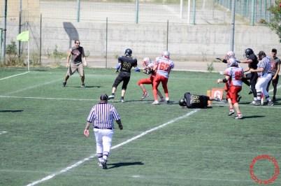Crusaders Cagliari vs Dragons Salento, 48-0, 29 maggio 2011 307
