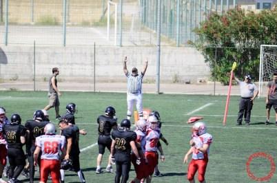 Crusaders Cagliari vs Dragons Salento, 48-0, 29 maggio 2011 318