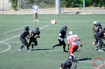 Crusaders Cagliari vs Dragons Salento, 48-0, 29 maggio 2011 324