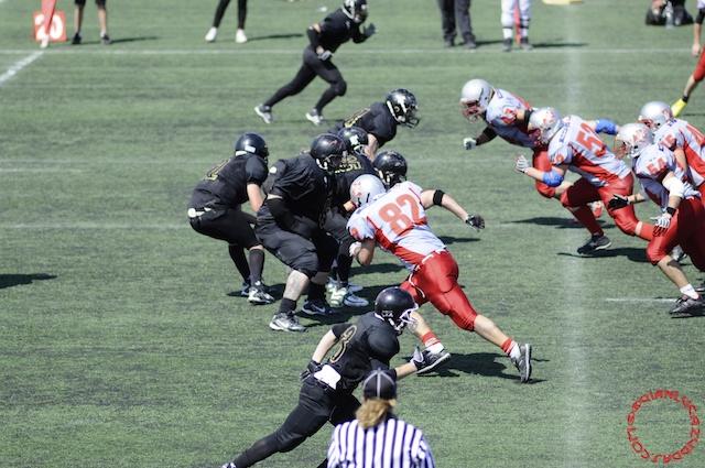Crusaders Cagliari vs Dragons Salento, 48-0, 29 maggio 2011 328