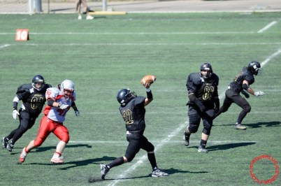 Crusaders Cagliari vs Dragons Salento, 48-0, 29 maggio 2011 330