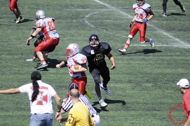 Crusaders Cagliari vs Dragons Salento, 48-0, 29 maggio 2011 339