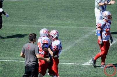 Crusaders Cagliari vs Dragons Salento, 48-0, 29 maggio 2011 343