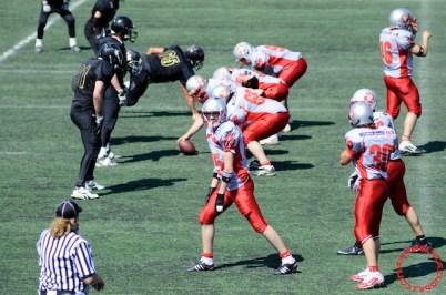 Crusaders Cagliari vs Dragons Salento, 48-0, 29 maggio 2011 344