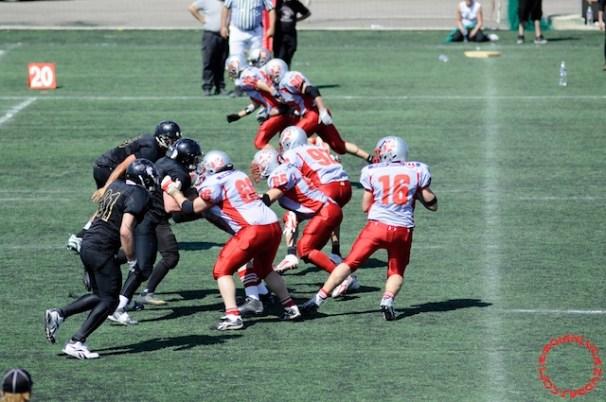Crusaders Cagliari vs Dragons Salento, 48-0, 29 maggio 2011 348
