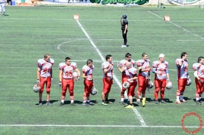 Crusaders Cagliari vs Dragons Salento, 48-0, 29 maggio 2011 35