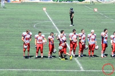 Crusaders Cagliari vs Dragons Salento, 48-0, 29 maggio 2011 36