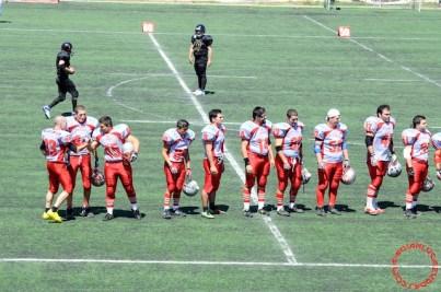 Crusaders Cagliari vs Dragons Salento, 48-0, 29 maggio 2011 37