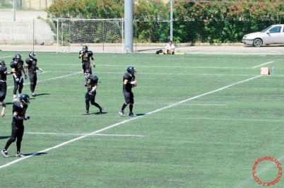 Crusaders Cagliari vs Dragons Salento, 48-0, 29 maggio 2011 41