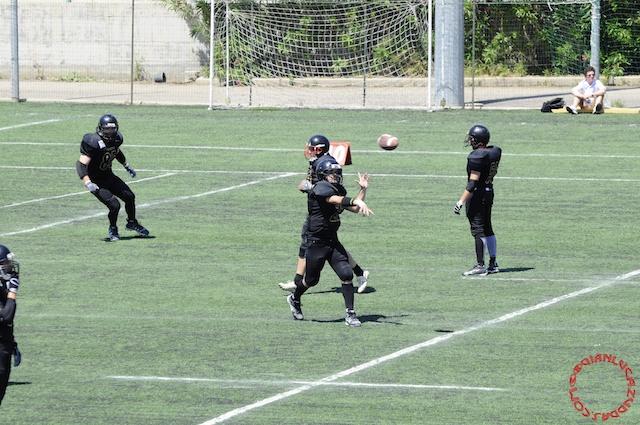 Crusaders Cagliari vs Dragons Salento, 48-0, 29 maggio 2011 42