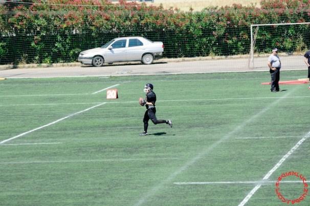 Crusaders Cagliari vs Dragons Salento, 48-0, 29 maggio 2011 44