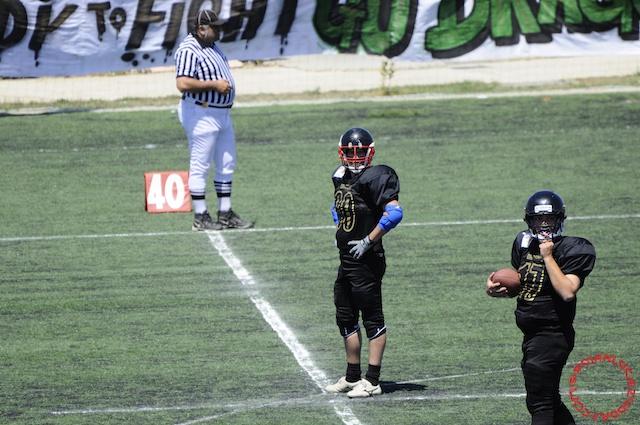 Crusaders Cagliari vs Dragons Salento, 48-0, 29 maggio 2011 53