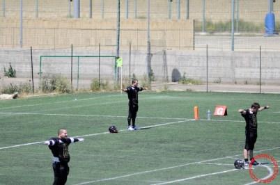 Crusaders Cagliari vs Dragons Salento, 48-0, 29 maggio 2011 7