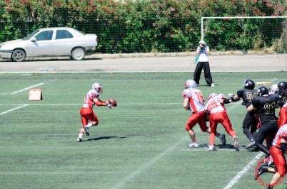 Crusaders Cagliari vs Dragons Salento, 48-0, 29 maggio 2011 71