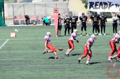 Crusaders Cagliari vs Dragons Salento, 48-0, 29 maggio 2011 78
