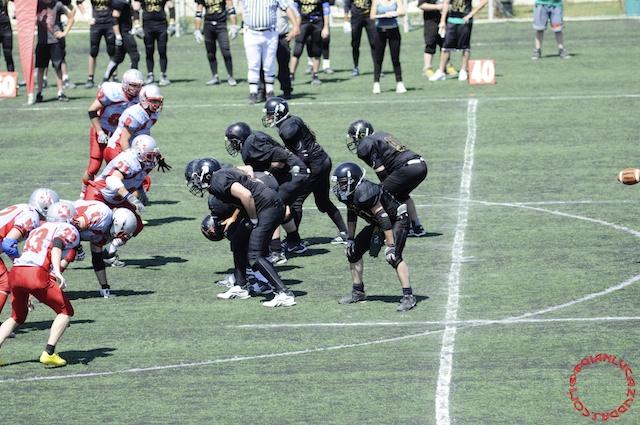 Crusaders Cagliari vs Dragons Salento, 48-0, 29 maggio 2011 94
