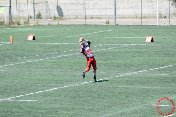 Crusaders Cagliari vs Dragons Salento, 48-0, 29 maggio 2011 96