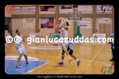 Cus Cagliari vs Umbertide 58-63 019