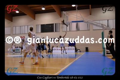 Cus Cagliari vs Umbertide 58-63 022