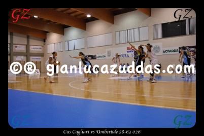 Cus Cagliari vs Umbertide 58-63 026