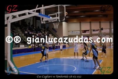 Cus Cagliari vs Umbertide 58-63 032