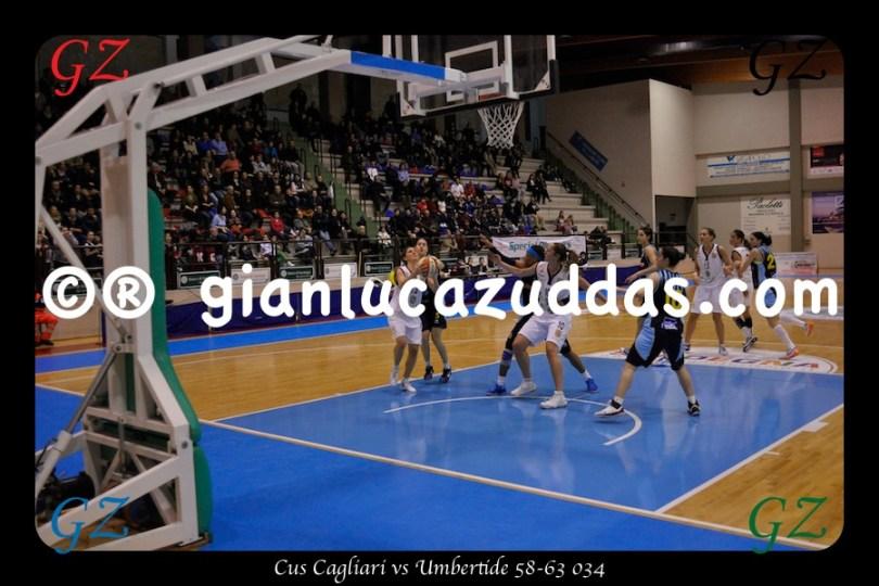 Cus Cagliari vs Umbertide 58-63 034