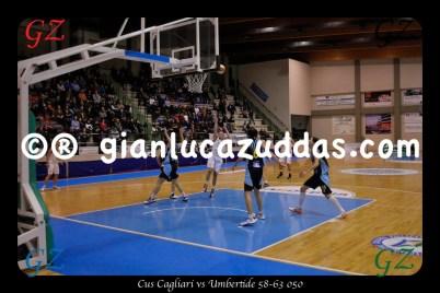 Cus Cagliari vs Umbertide 58-63 050