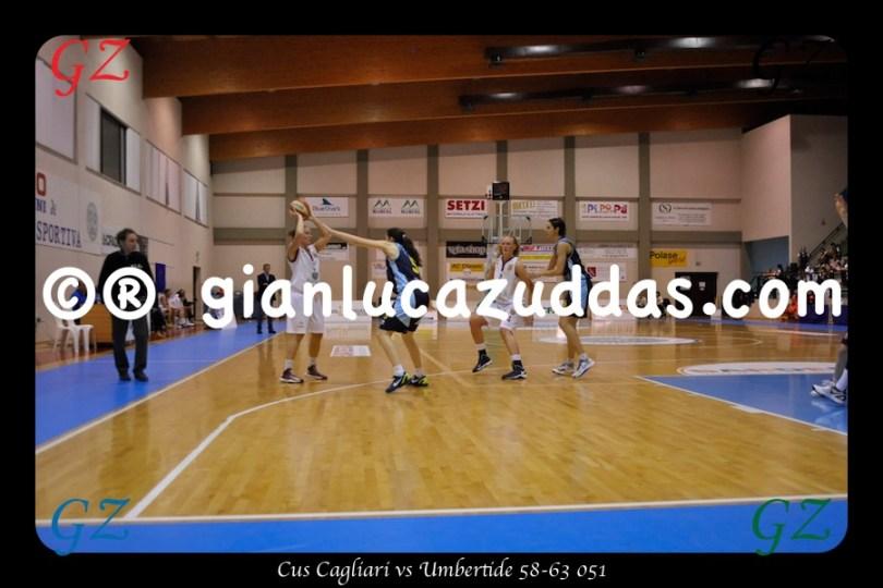 Cus Cagliari vs Umbertide 58-63 051